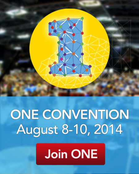 ONE Convention 2014