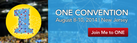 North America ONE Kabbalah Convention - August 8-10, 2014 - New Jersey, USA