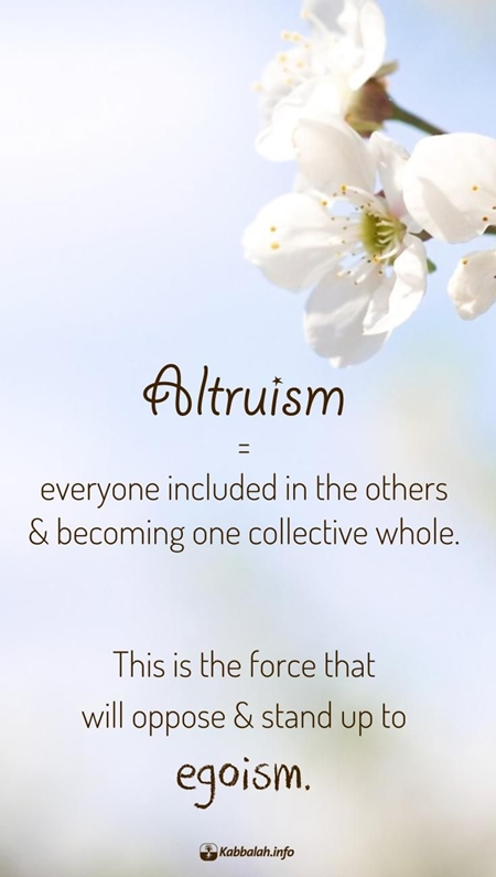 altruism and nature fundamentally selfish Is altruism a form of selfish pleasure which we can become addicted to altruism is selfish if you can't accept the selfish nature of your threatened.