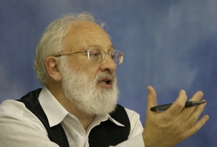 Dr. Michael Laitman Teaching Kabbalah