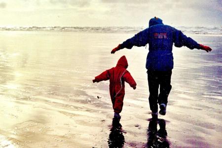 Ocean Shores, Washington, Dec 31, 1998