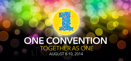ONE Convention - Together as One