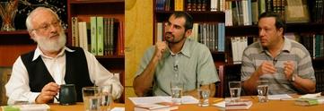 Rav Michael Laitman, PhD, Michael Sanilevich & Yevgeniy Litvar