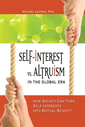 Self Interest Vs. Altruism In The Global Era