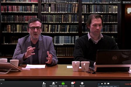 Live Kabbalah Q&A Webinar - Monday, December 21